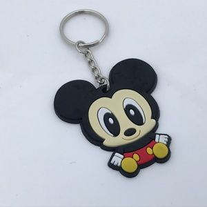Accessories - Mickey Mouse Key chain Car Keys Holder Key Ring